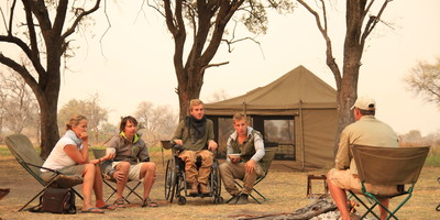 Mobile Camping - Chobe National Park
