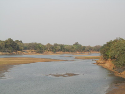 South Luangwe National Park
