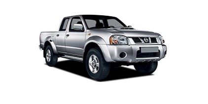 Nissan Double Cab Pick Up
